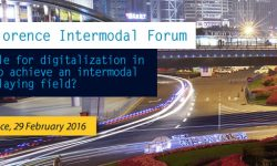 Intermodal Digitalization