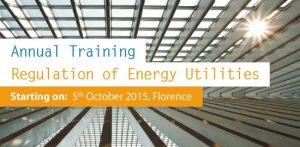 Annual Training on Regulation of Energy Utilities