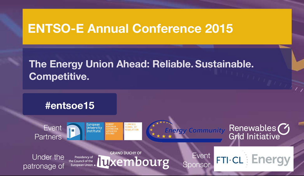 ENTSO-E Annual Conference 2015