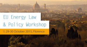 EU Energy Law & Policy Workshop