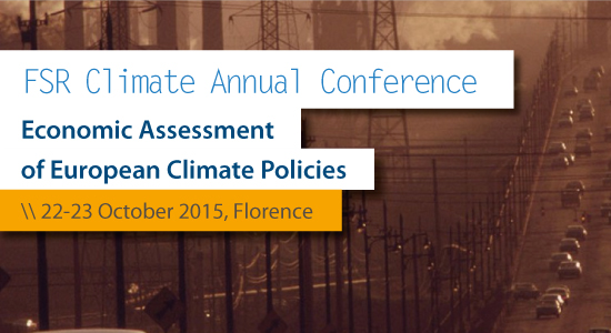SR Climate Annual Conference 2015