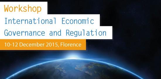 Oxford Handbook of International Economic Governance and Market Regulation