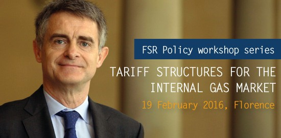 Tariff Structures for the Internal Gas Market