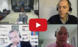 Live debate on COP21 news