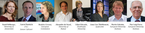 Speakers Internet technology, law and economics Part III