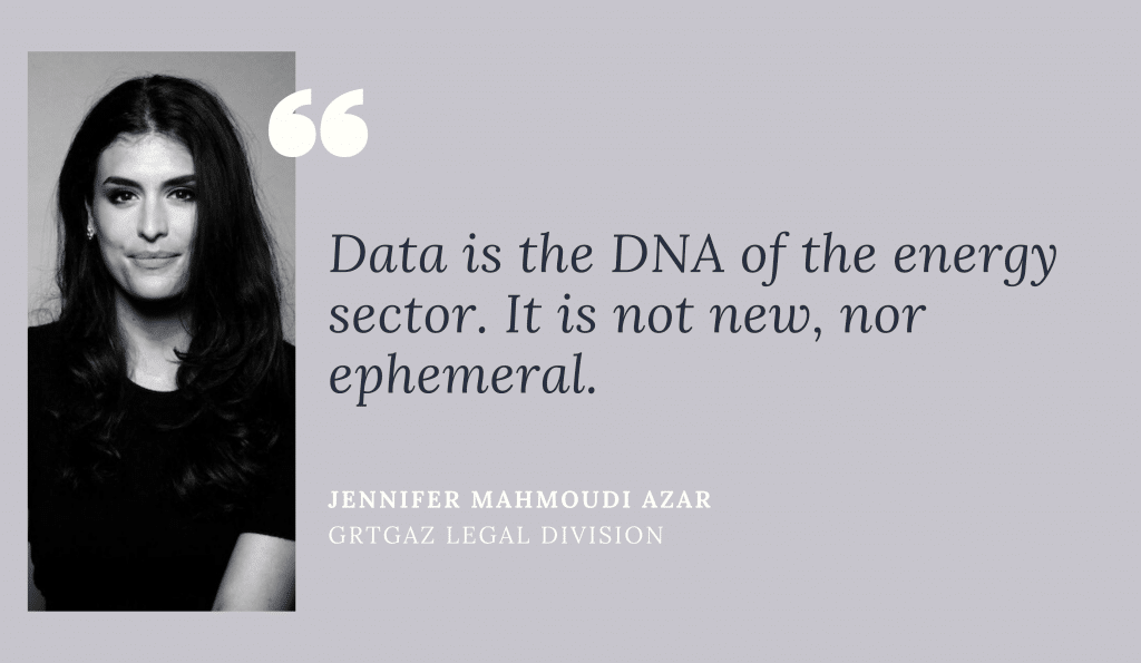 Data: the DNA of the energy sector