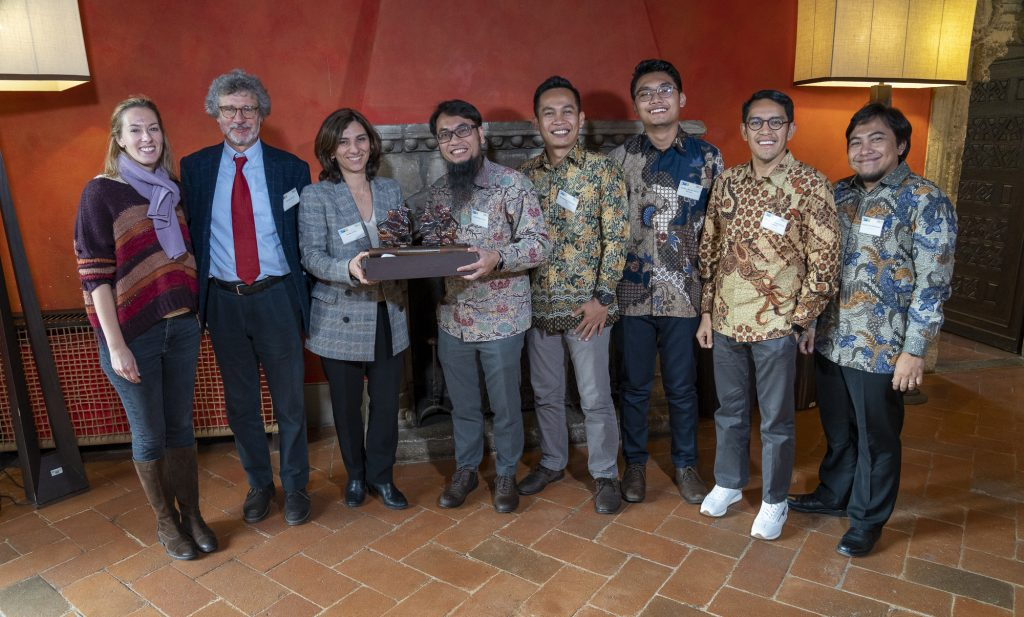 FSR-PGN cooperation strengthening on gas sector development in Indonesia