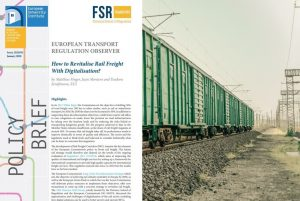 Revitalising Rail Freight with Digitalisation