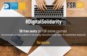Digital Solidarity - free seats on FSR online courses