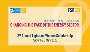 2nd Lights on Women Scholarship