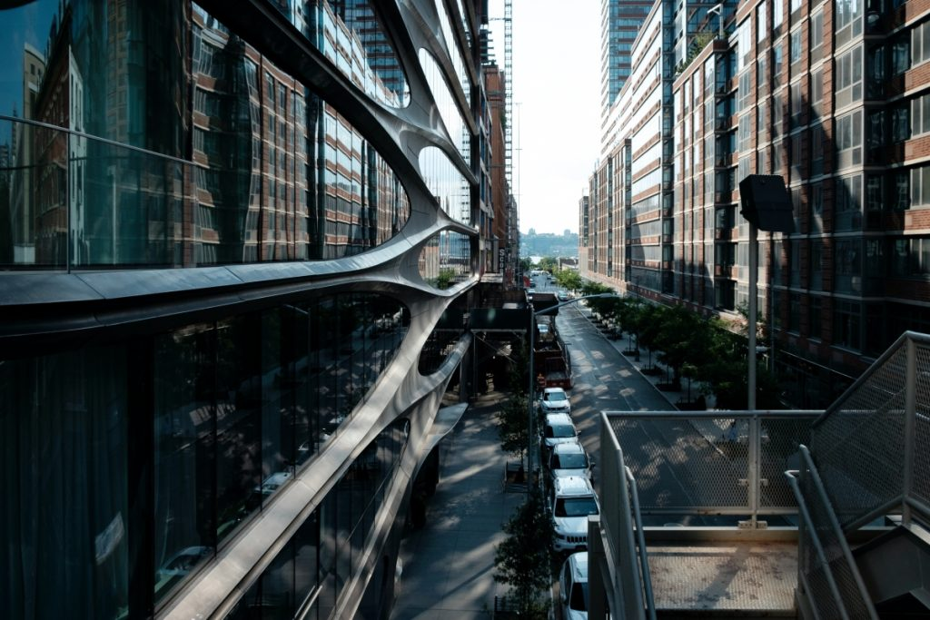 Transforming Urban Landscape