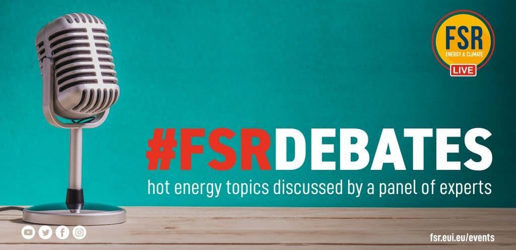 FSR debates series