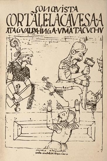 El cuarto del rescate de Atahualpa 1532 – 1986 (Ravines, 1987)