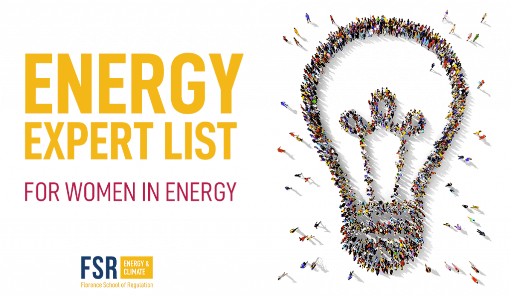 The Lights on Women Energy Expert List