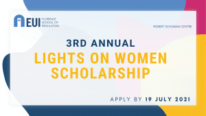 3rdAnnual Lights on Women Scholarship
