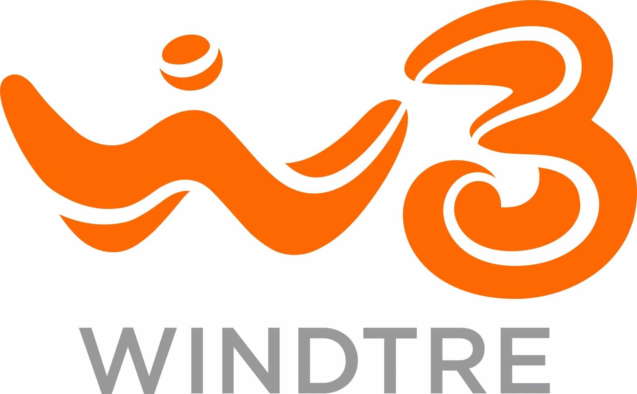 WindTre Logo