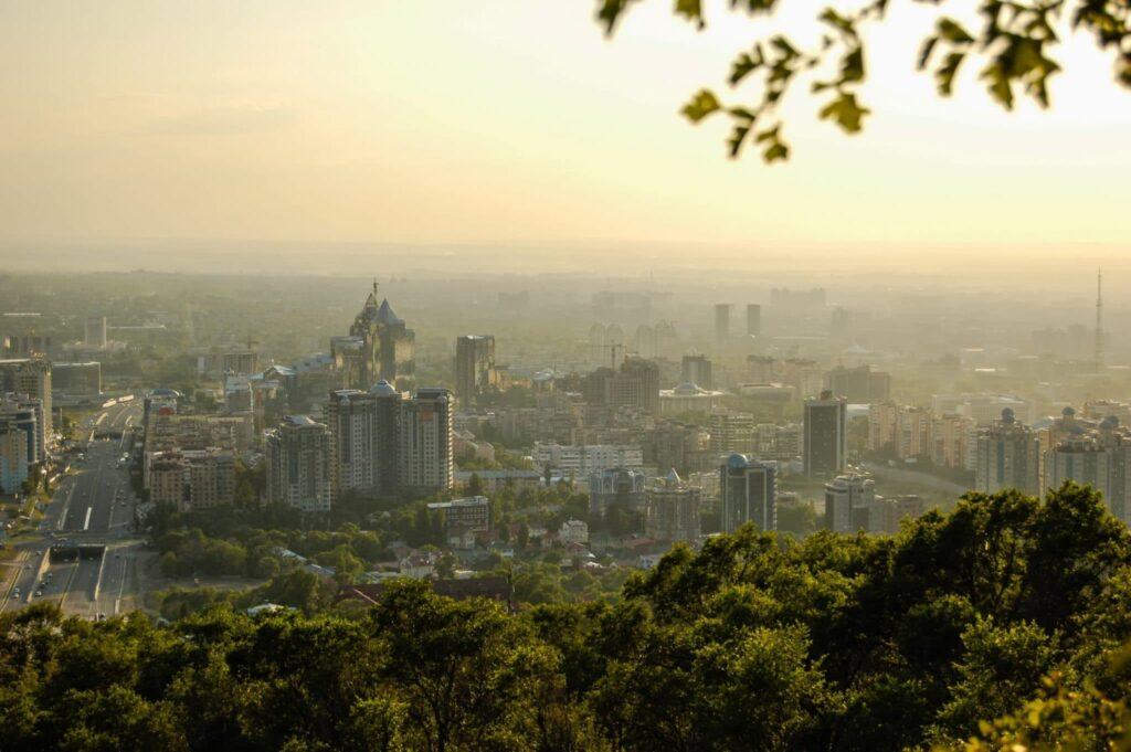 Smart Almaty City