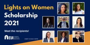 3rd Lights on women scholarship: meet the recipients!