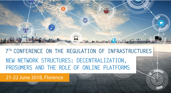 Call for papers: 7th Conference on the Regulation of Infrastructures (extended deadline for abstracts submission: 31 January 2018)