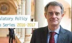 FSR Regulatory Policy Workshop Series 2016-2017
