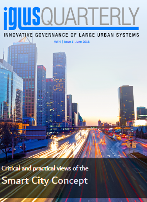 IGLUS Quarterly, Vol. 4, No. 1 – Critical and practical views of the Smart City Concept