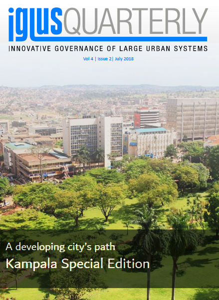IGLUS Quarterly, Vol. 4, No. 2 – A developing city's path. Kampala Special Edition