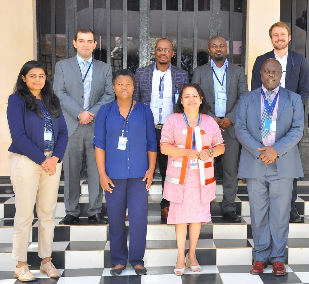 Partners and Experts Meeting for a Curriculum Development Programme for Energy Demand and Supply Planning and Management in Africa