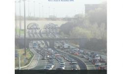 Urban traffic congestion