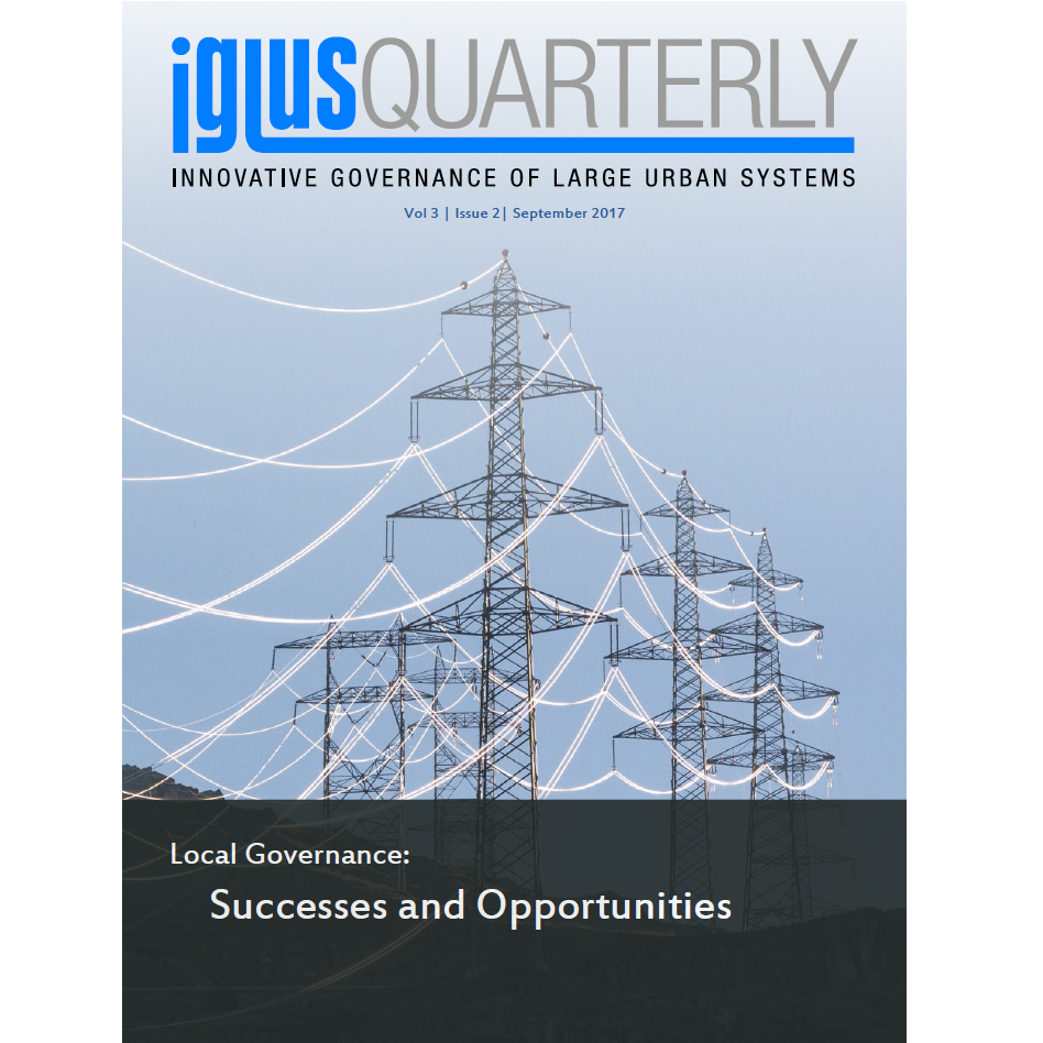 IGLUS Quarterly, Vol. 3, No. 2 – Local Governance: Successes and Opportunities