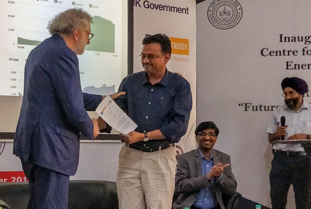MoU with the Indian Institute of Kanpur