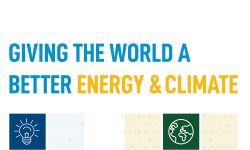 Energy & Climate