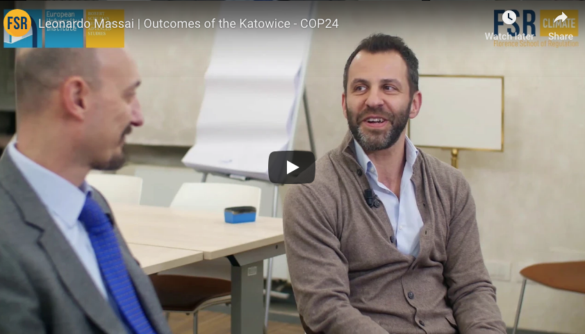 All you need to know about COP24 in two video-interviews!