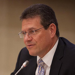 Maroš Šefčovič: Energy Union is on track and on time