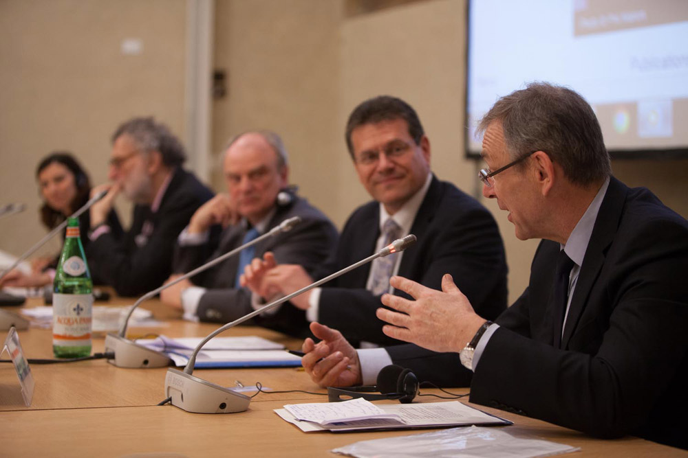 conference photo: The External Dimension of the Energy Union