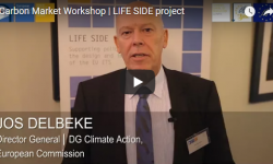 News climate carbon market video highlights