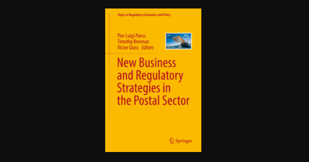 New Book: New Business and Regulatory Strategies in the Postal Sector