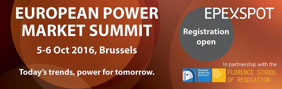 European Power Market Summit