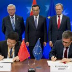 EU China summit about energy policy