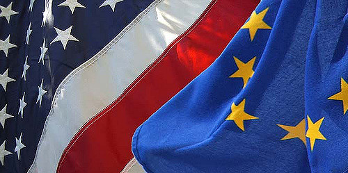 Europe and US