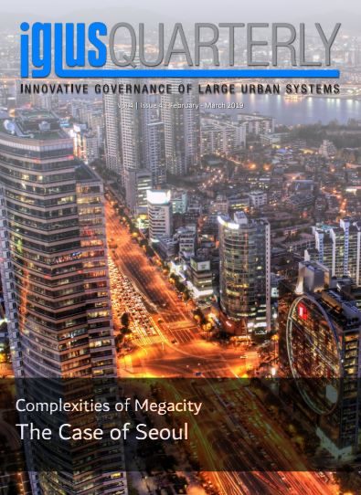 IGLUS Quarterly, Vol. 4, No. 4 – Complexities of Megacity. The Case of Seoul