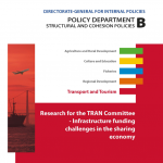 infrastructure funding challenges sharing economy