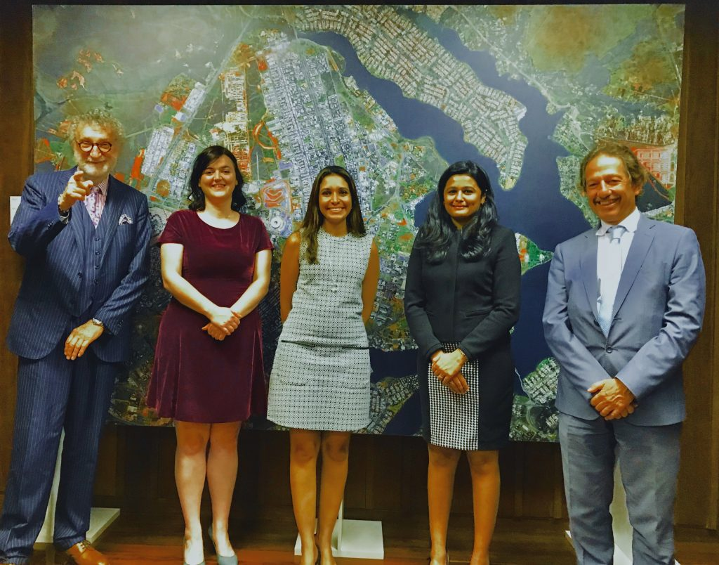 FSR meets with Embassy of Italy in Brazil