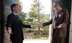 Jean-Michel and Alberto