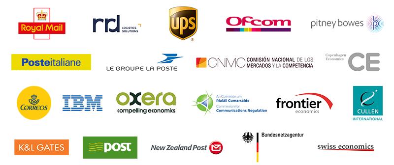 logos postal conference